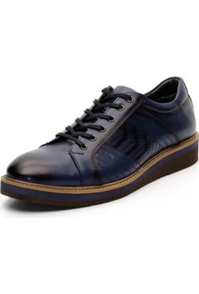 İriadam Y4325 Lacivert Eva Taban Ayakkabı