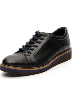 İriadam Y4325 Siyah Eva Taban Ayakkabı