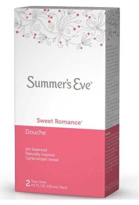 Summer's Eve Sweet Romance Özel Bölge Temizleyici 2'li Paket