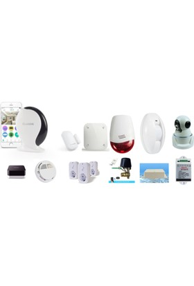 Geeklınk Smart Home (Wifi Akıllı Ev - Ofis) Otomasyon Seti