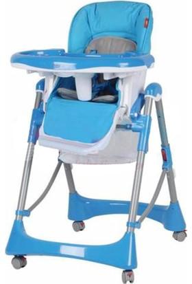 Babyhope BH-7000 Stella Mama Sandalyesi - Mavi