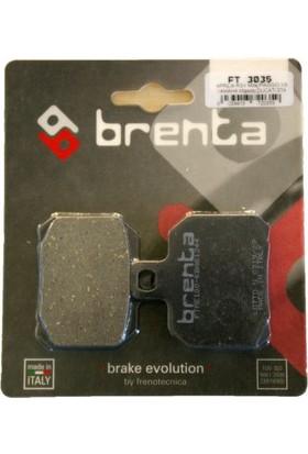 Brenta Piaggio X9 500 Brenta Disk Ön/Arka Fren Balata