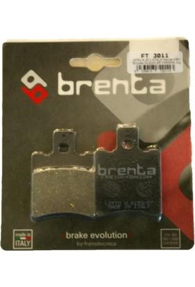 Brenta Yamaha NEOS 100 Brenta Ön Disk Fren Balata