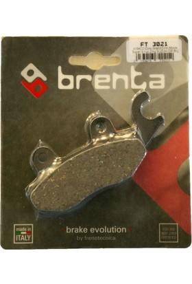 Brenta Honda CBF 250 TWISTER Brenta Disk Ön Fren Balata