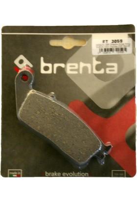 Brenta Honda CBR 250 R Brenta Ön Disk Fren Balata