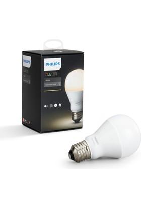 Philips Hue Beyaz Akıllı Ampul E27