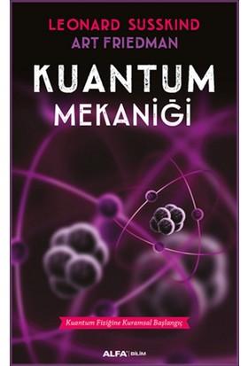 Kuantum Mekaniği - Art Friedman