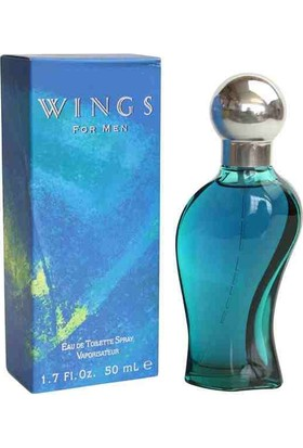 Giorgio Beverly Hills Wings EDT 50 ml Erkek Parfüm