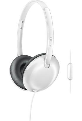 Philips SHL4405WT/00 Kulaküstü Mikrofonlu Kulaklık
