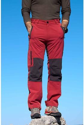 High Mountain Nepal Pantolon Kırmızı / Antrasit