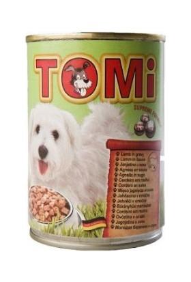Tomi Kuzu Etli Köpek Konserve Mama 400 g
