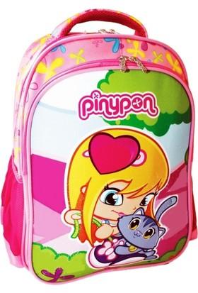 Hilal Çanta Pinypon Okul Çantası Kız Okul Çantası