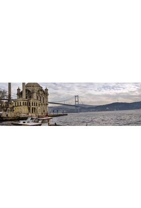 Rengo - İstanbul - Ortaköy Camii Kanvas Tablo (0035)