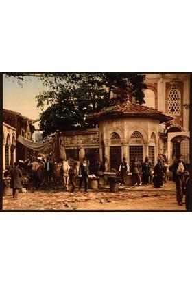 Rengo - Eski İstanbul Kanvas Tablo (0053)