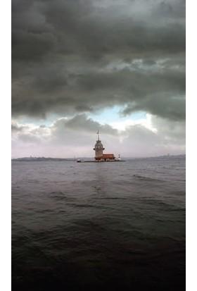 Rengo - İstanbul - Kız Kulesi Kanvas Tablo (0076)