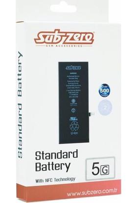 Subzero Apple iPhone 5 Cep Telefonu Bataryası