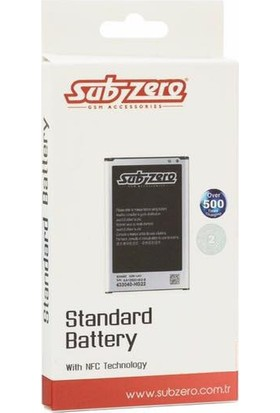 Subzero General Mobile Discovery 2 Mini Batarya Pil