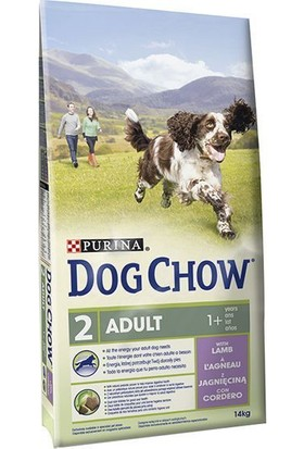 Purina Dog Chow Adult Lamb & Rice - Kuzulu Ve Pirinçli Yetişkin Köpek Mamasi 14 Kg