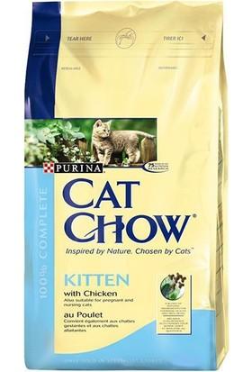 Purina Cat Chow Tavuklu Yavru Kedi Maması 15 Kg