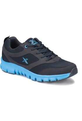 Kinetix Almera Lacivert Mavi Erkek Fitness Ayakkabısı