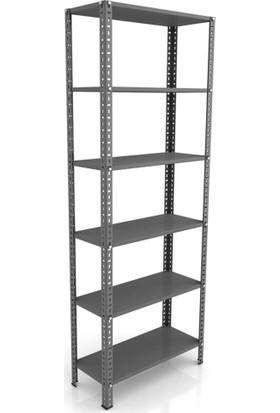 Weblonya Raf Arşiv Dolabı Kitaplık Metal Çelik Raf Sistemi