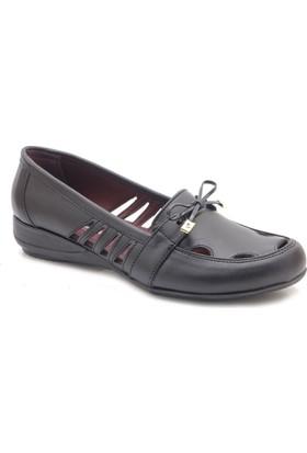 Diego Carlotti 16545-01 Siyah Günlük Ayakkabı