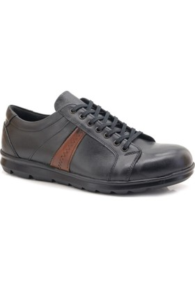 Excavator Hakiki Deri Erkek Casual Ayakkabı