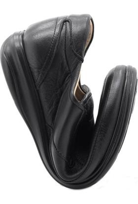 Fancy Ortopedik Diyabetik Cırtlı Model Erkek Ayakkabı