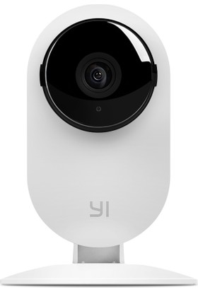 Xiaomi Yi Wifi Smart IP Kamera 720p Beyaz (Global Versiyon)
