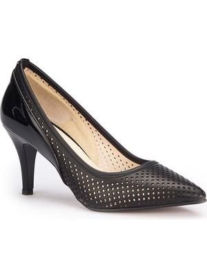 Polaris 71.309805.Z Siyah Kadın Ayakkabı