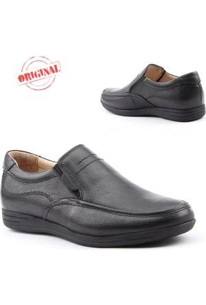 Riwalli 307 %100 Deri Klasik Ortopedik Erkek Ayakkabı