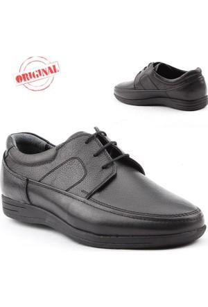 Riwalli 561 Günlük %100 Deri Klasik Ortopedik Erkek Ayakkabı