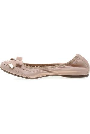 Frau Cuoio 70 Q4 Talco Kadın Ayakkabı Krem