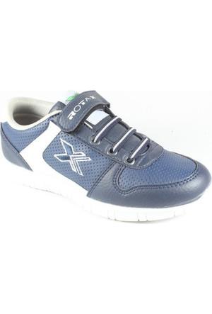 Rotax 211-1356 Lacivert Beyaz Çocuk Ayakkabı