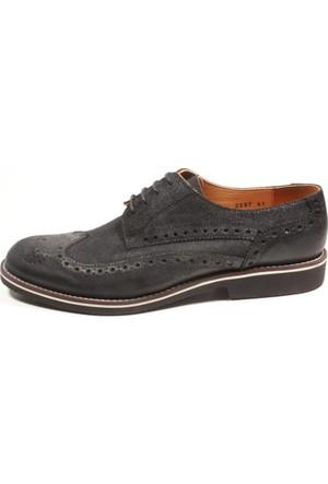 Pablo 223-2287 Siyah Erkek Klasik Ayakkabı