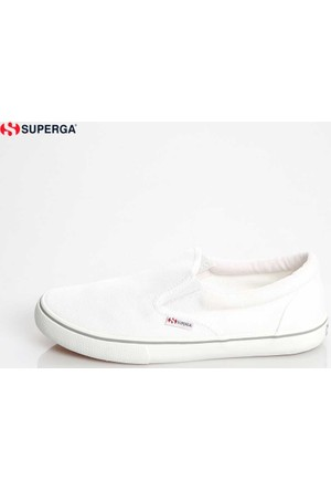 Superga 2311-Cotu X01494 S009n90 901 Synthetic White Ayakkabı
