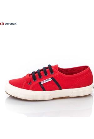 Superga 2750-Cotu Markapark S00aq10 Superga Red Navy
