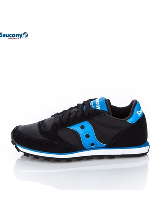 Saucony S2866-166 Jazz Low Pro - Black Blue