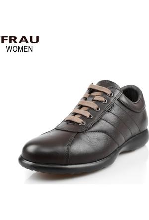 Frau 47M3 Rurale Chocolat Ayakkabı