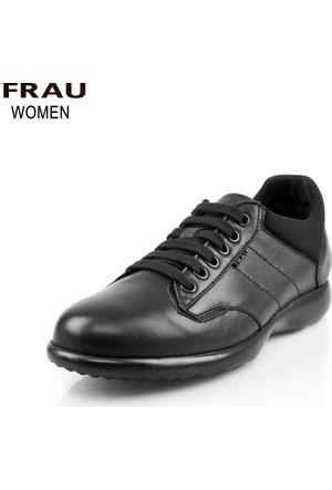 Frau 47M1 Rurale Nero Ayakkabı