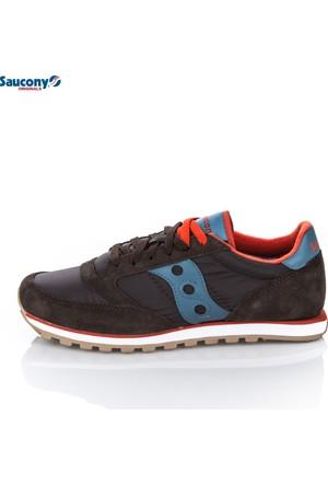 Saucony S2866-153 Jazz Low Pro - Brown/Blue