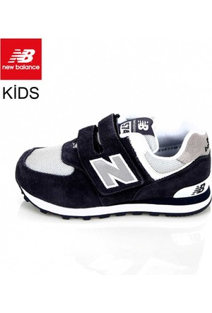 New Balance Kv574nwy Kids Pre-School Navy Ayakkabı