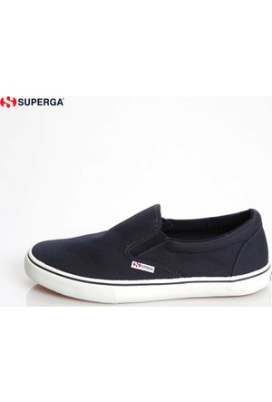 Superga 2311-Cotu X01494 S009n90 933 Synthetic Navy Ayakkabı