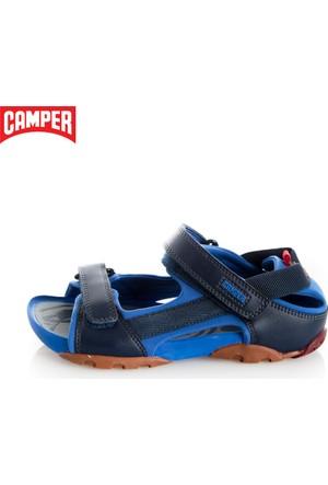 Camper 80188-011 Ous Kids Blue Ayakkabı