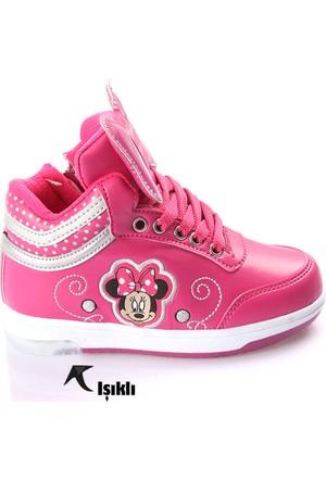 Minnie Mouse Kız Çocuk Ayakkabı Teya