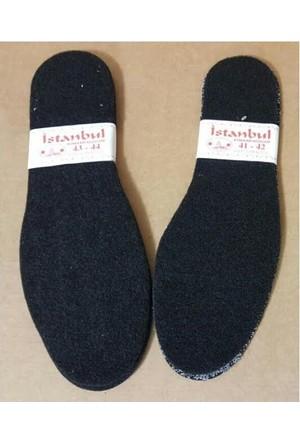 istanbul Kışlık Ayakkabı Tabanlık Keçe 41-42 Numara