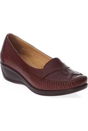Esem 118 Günlük Giyim Kadın Ayakkabı Kahvernegi