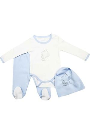 Premom 311 3'lü Bebek Takımı