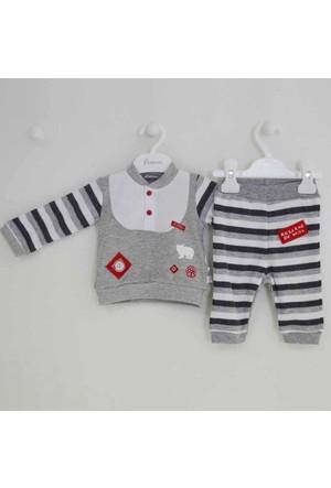 Premom PRE1159 Minimen 2'li Bebek Takımı