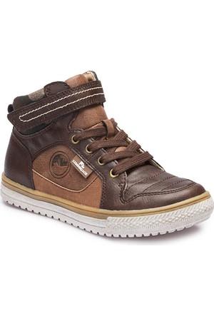 Lumberjack A3374102 Kahverengi Erkek Çocuk Sneaker Ayakkabı